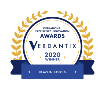 Verdantix OPEX Innovation Awards 2020_Heavy Industries
